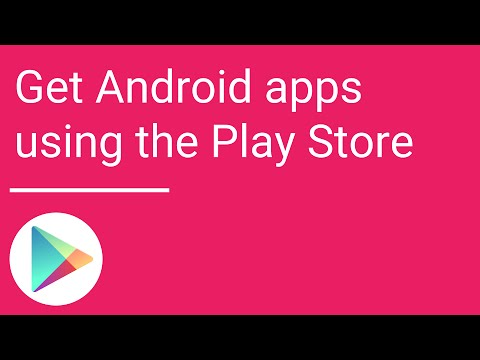 Get Android apps using the Play Store app - YouTube Get Android apps using the Play Store app