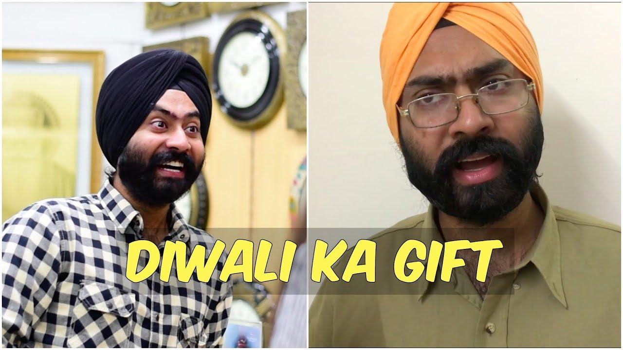 Diwali Ka Gift   Harshdeep Ahuja - YouTube