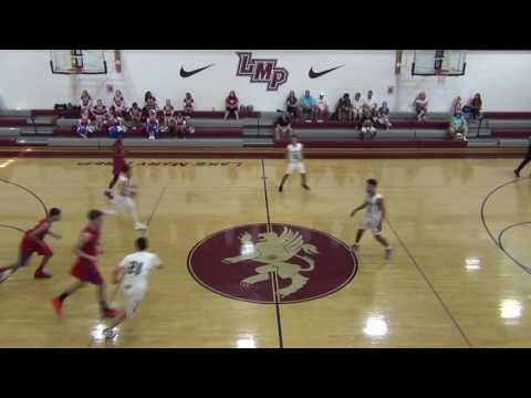 DME/Warner Christian Academy vs Lake Howell HS 11/26/16