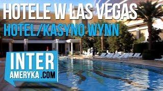 Hotele w Las Vegas: luksusowy hotel i kasyno Wynn