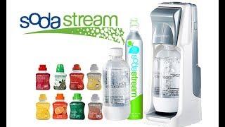 SodaSream vs Coca Cola.Сифон для газировки