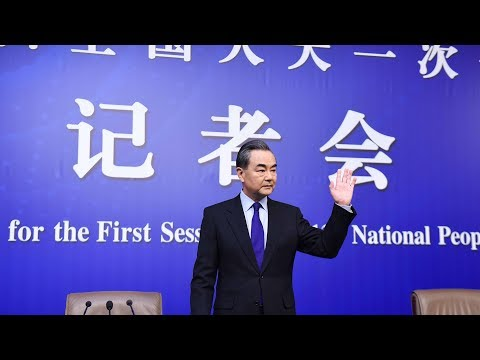 Foreign Minister Wang Yi reveals direction for 2018