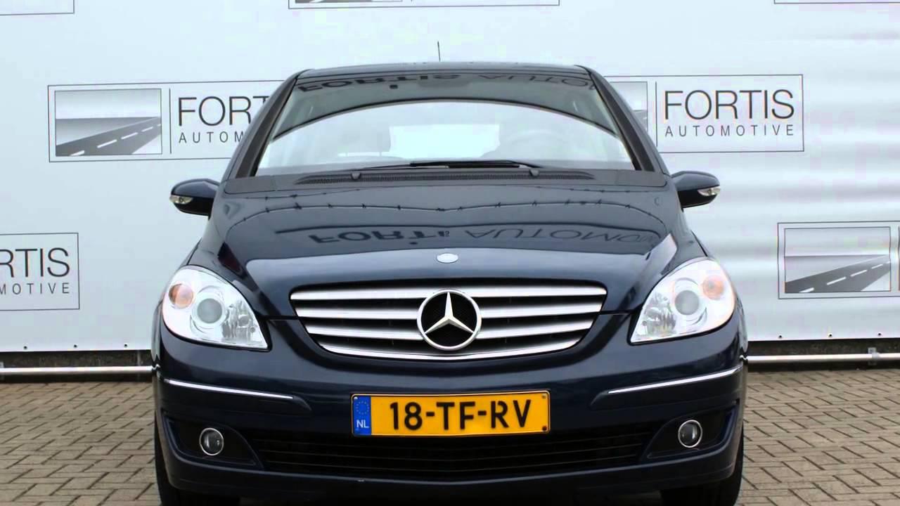 Mercedes Benz B Klasse 150 Airco Radio Cd Lm Velgen