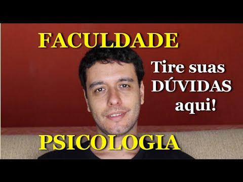 Vídeo Curso de psicologia anhanguera
