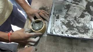 Standard consistency test of cement