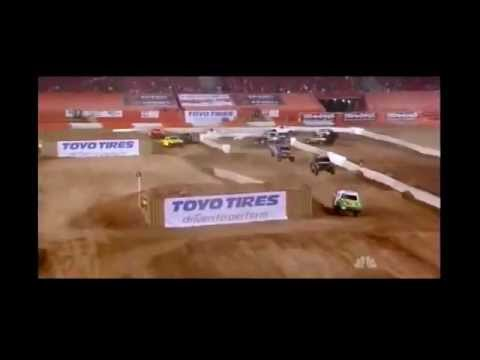 2013 Stadium SUPER Trucks Round #1 Phoenix Broadcast