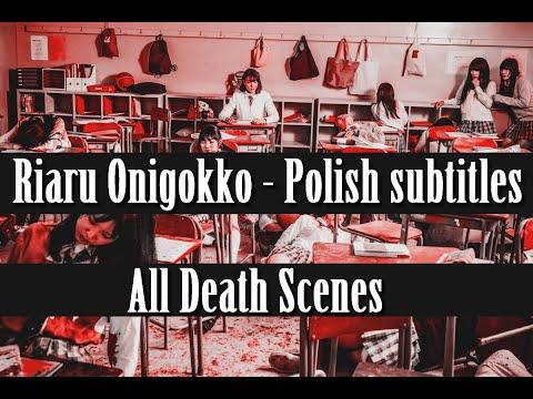 TAG Riaru Onigokko || All Death Scenes