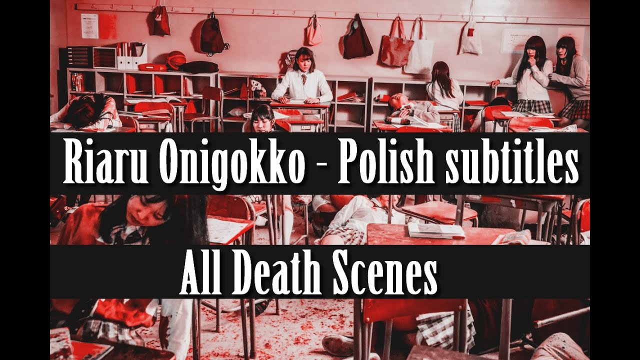 Download TAG Riaru Onigokko    All Death Scenes