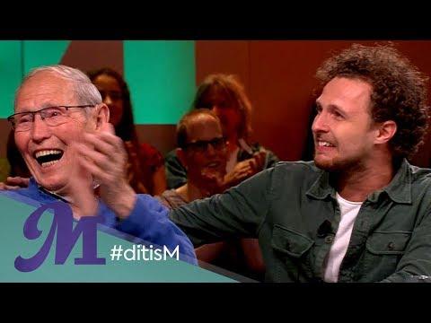 Programmamaker Tim Senders helpt zijn opa Frits met bucketlist | Margriet van der Linden