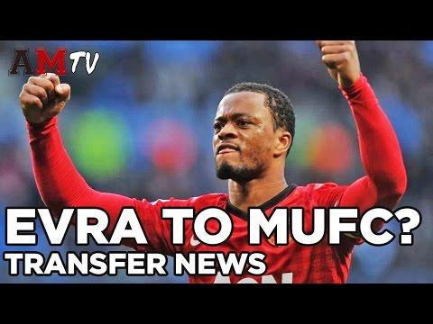 Evra, Griezmann, Schneiderlin, Memphis LATEST | Manchester United Transfer News