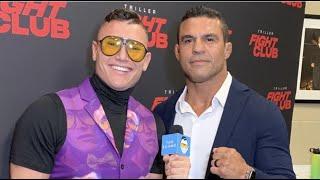 Vitor Belfort Calls Oscar De La Hoya Best Boxer of All Time