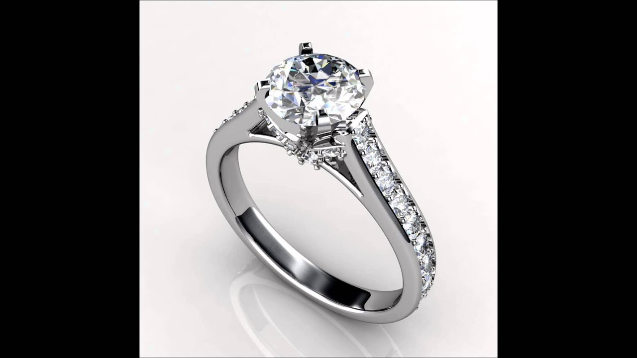 Bridal Sets Engagement Rings Promise Solitaire Wedding Bands Chicago IL