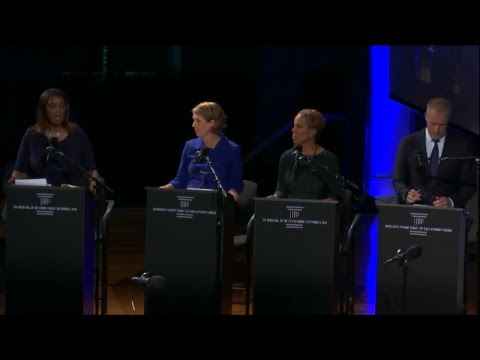 New York State AG Primary Debate