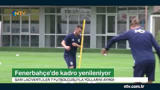 Fenerbahçe'de 7 futbolcuyla yollar ayrıldı, 3 isim belirsiz