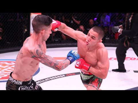 Highlights | Aaron Pico Finishes - #Bellator238
