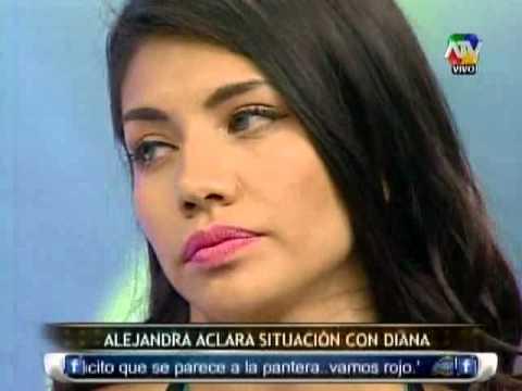 Alejandra Baigorria sobre Diana Sánchez: 'Para mí, ella murió'