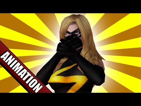 [SFM Marvel] It Came From Reddit: The Ms Marvel Controversy