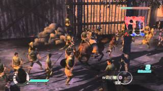 Dynasty Warriors 6 Empires PS3 720p Gameplay Recorded by AverMedia Game Capture HD