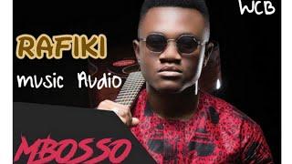 Mbosso - Rafiki (music audio) Teaser