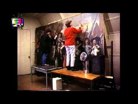 De restauratie van de schuttersstukken van Frans Hals (30-06-1988)
