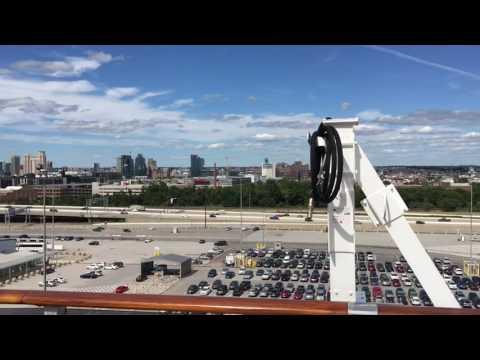 Carnival Pride Ship Inspection