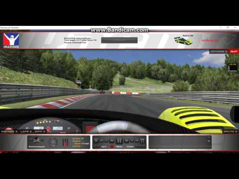 iRacing Nordschleife - Radical - Michel Levesque - 6:38.7