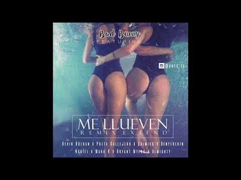 Bad Bunny - Me Llueven 4.0 (Remixes) Ft Anuel AA, Bryan Myers, Almigthy Y Varios.
