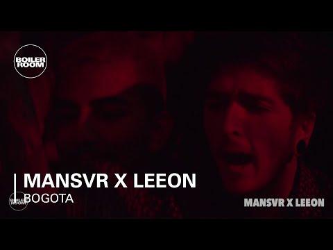 Mansvr x Leeon Boiler Room x Budweiser Bogotá DJ Set