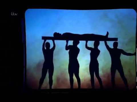 Attraction Shadow Theatre on Britain's Got Talent 2013 - You