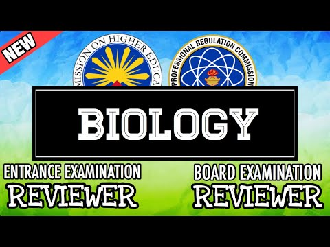 Entrance Exam Reviewer | Common Questions With Answer In Biology