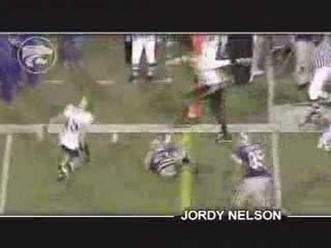 Inside K-State Sports - Jordy Nelson Highlight Video