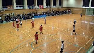 大会2日目 (男子) 東久留米西 (東京都) × ヴァルト岐阜(岐阜県)