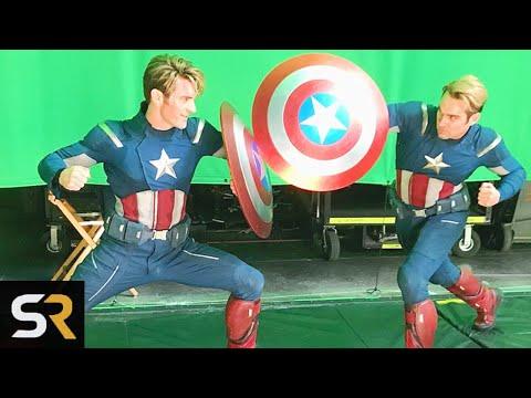 Marvel Stunt Doubles Reveal The Best Marvel Scenes