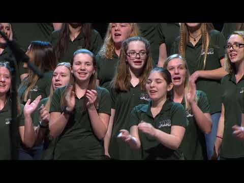 Provo High School Combined Choirs - Sing (Pentatonix cover)