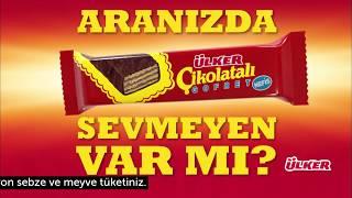 Ülker Çikolatalı Gofret Sevmeyen Var Mı?