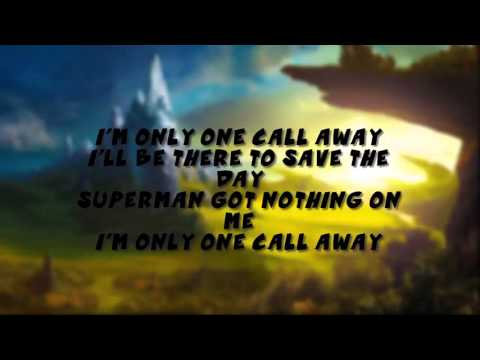 I'm Only One Call Away Charlie Puth Coast to Coast Mix Lyrics