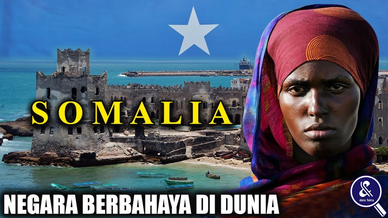 Wajar! Memiliki Sejuta Masalah! Ini Sejarah dan Fakta Menarik Negara Somalia