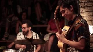 Piedras Andinas - Fernando Raín trío - Lanzamiento disco Fainu en Thelonios, Lugar de jazz.