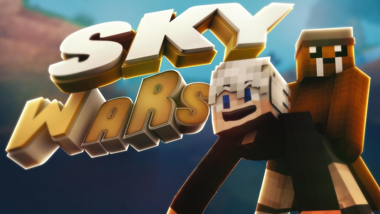 LIVE - MINECRAFT PVP | SKYWARS + New Pack? - YouTube