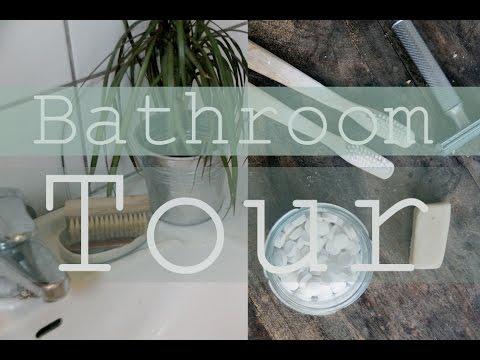 zero waste bathroom tour // plastic free essentials - youtube