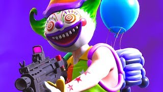 DO NOT watch this Fortnite video if Clowns SPOOK you~!