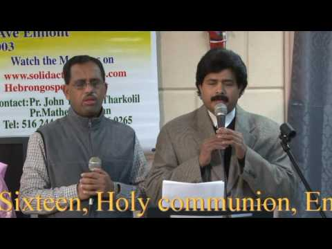 Dr.Rev.Philip K.M. & Rev. Kurian Varghese meeting by www.solidactionstudio.com