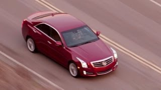 2014 Cadillac ATS 3.6L Premium Edition Review - TEST/DRIVE