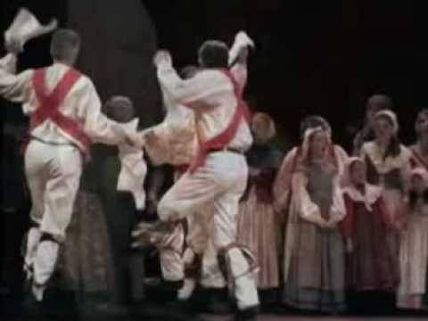 The Christmas Revels' Lord of the Dance