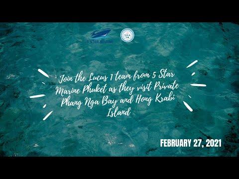 Private Boat Tour To Private Phang Nga Bay & Hong Krabi   February 25, 2021