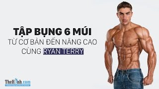 Top 10 Abs Exercise for sixpack from Ryan Terry