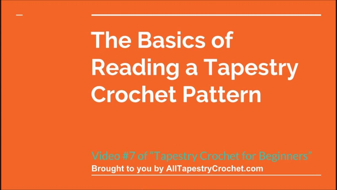 Tapestry crochet for beginners lesson 7 the basics of reading tapestry crochet for beginners lesson 7 the basics of reading tapestry crochet patterns dt1010fo
