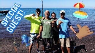 Shaka Fishing and Dremix Collab! | Hawaii vlog 14