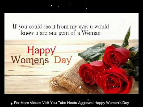 Happy Womens Daywishesgreetingssmssayingsquotese Card