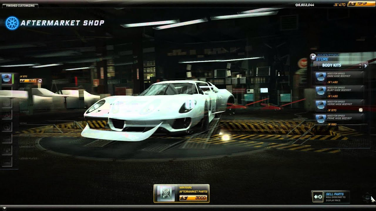 NFS:World - Hidden Cars & Bodykits (2013/05/15) - YouTube